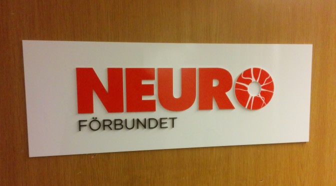 Samverkan med Neuroförbundet