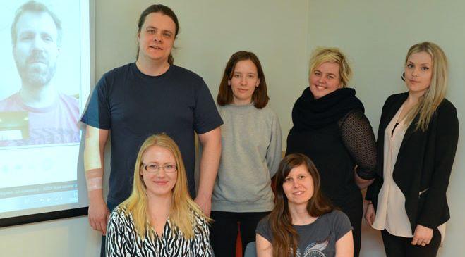 Stöd för unga med MS-diagnos