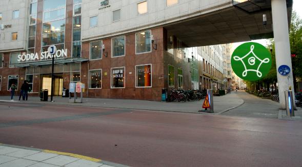 Samtalsträff i Stockholm lördagen 10 juni 14:00