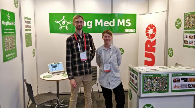 Världens största MS-konferens – ECTRIMS